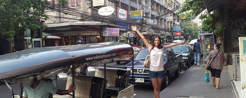 5 days in Bangkok