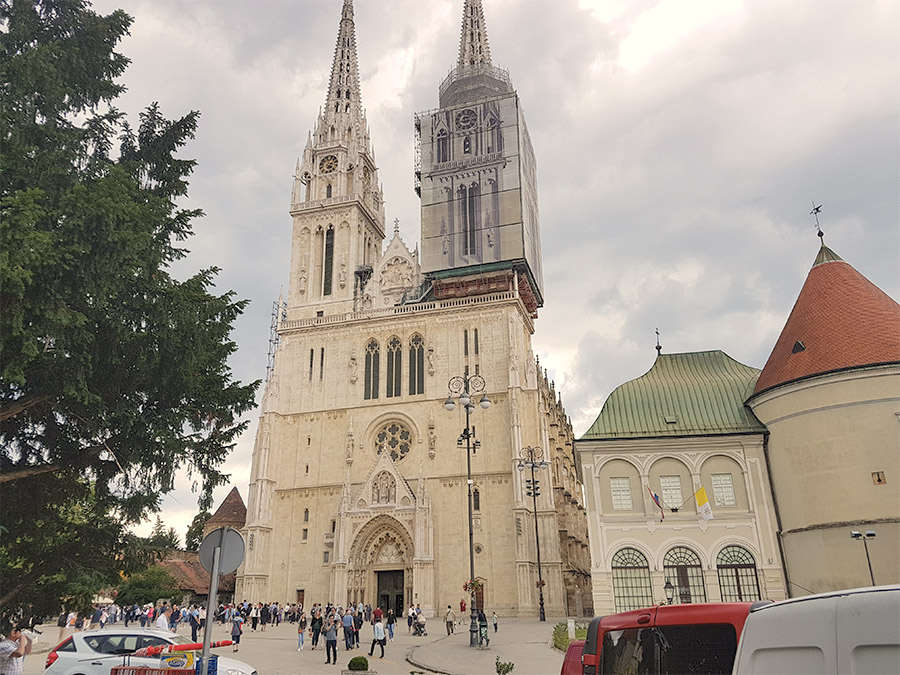 Zagreb's Chatedral